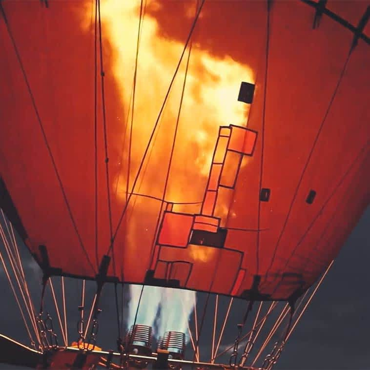 A balloon flight over Serengeti National Park is an unforgettable experience