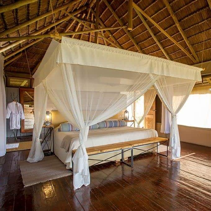 Kubu Kubu Tented Lodge is located in Serengeti National Park in Tanzania