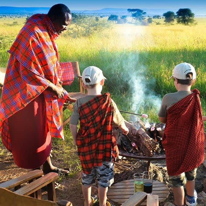 Lemala Ewanjan Tented Camp offers you amazing experiences in Serengeti National Park