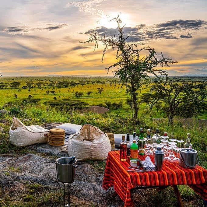 Lemala Kuria Hills Lodge offers you amazing experiences in Tanzania