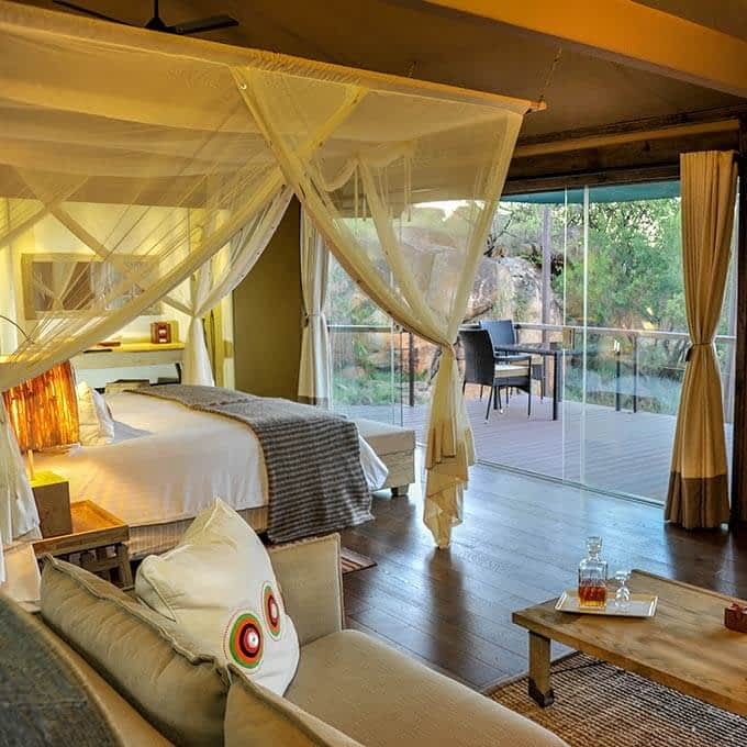 Stay at Lemala Kuria Hills Lodge in Serengeti National Park