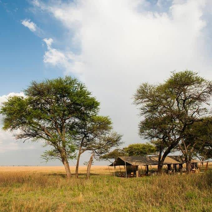 Northern Serengeti accommodation