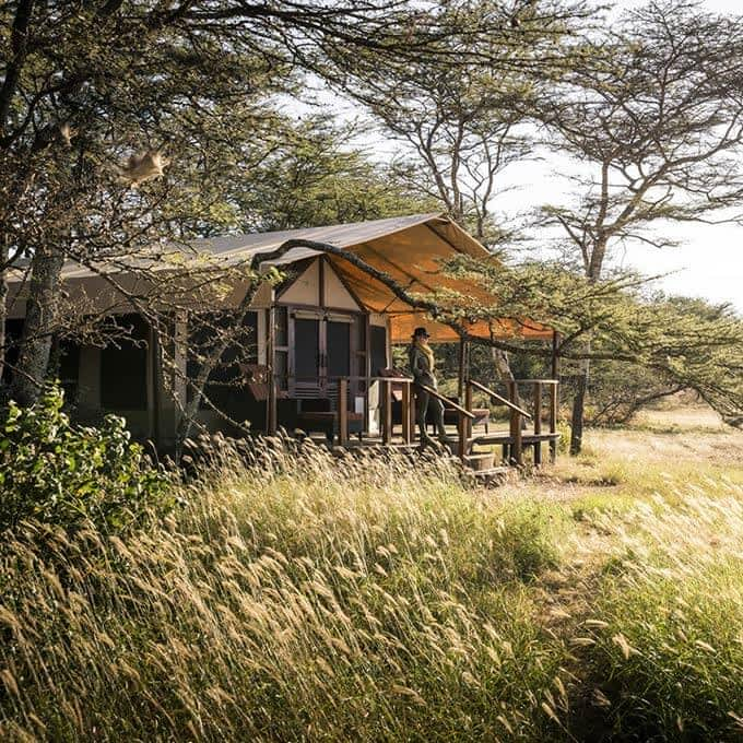Sanctuary Kusini Safari Camp Serengeti
