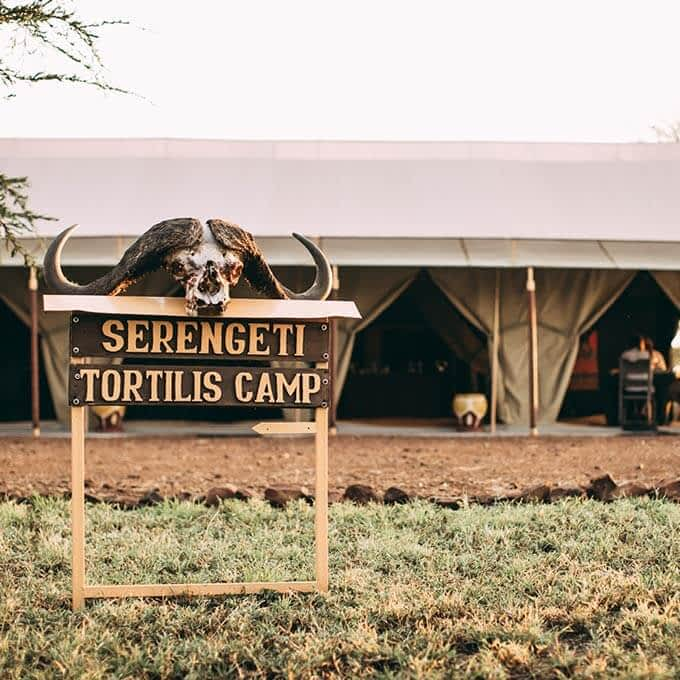 Serengeti Tortilis Camp