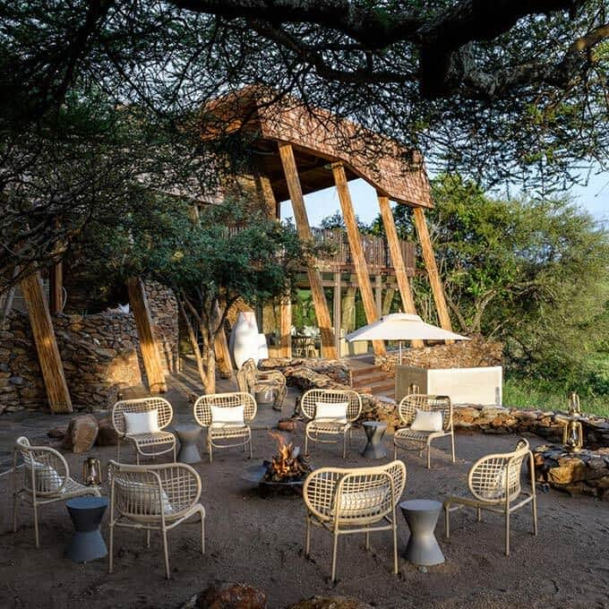 Grumeti Game Reserve accommodation
