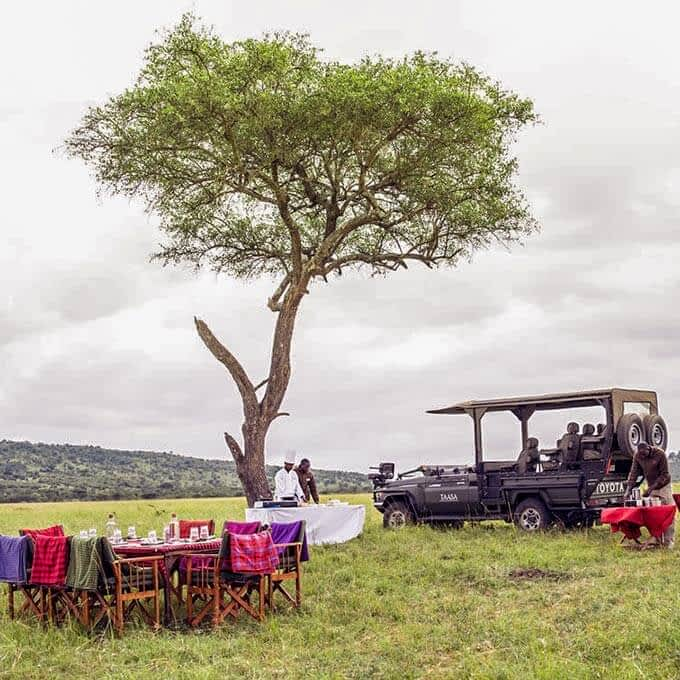 Taasa Lodge Serengeti National Park